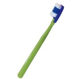 """Brosse à dents en nylon """"souple"""" à tête interchangeable"""