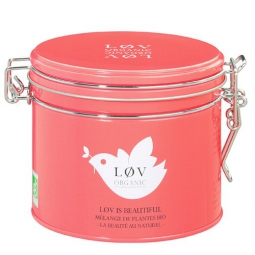 Boite 100g Lov is Beautiful