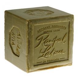 Savon de Marseille cube vert