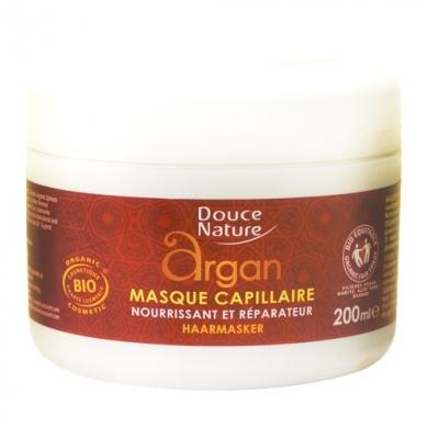 DOUCE NATURE -  Masque capillaire à l'huile d'Argan Douce Nature