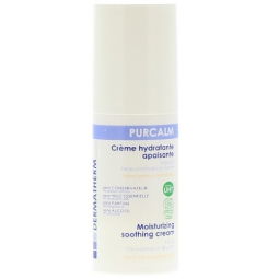 Purcalm Crème Hydratante Apaisante Dermatherm