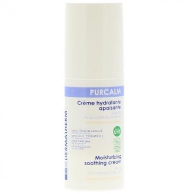 Purcalm Crème hydratante apaisante