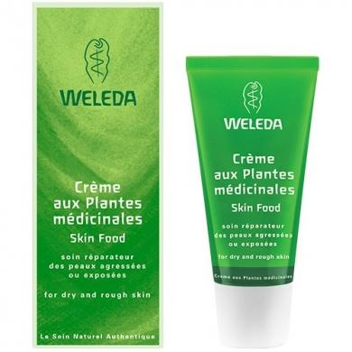 Crème aux Plantes médicinales