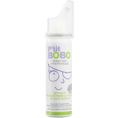 Spray nez hypertonique