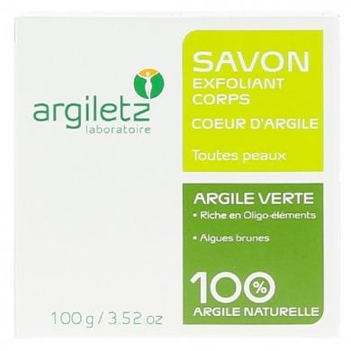 ARGILETZ -  Savon exfoliant Corps