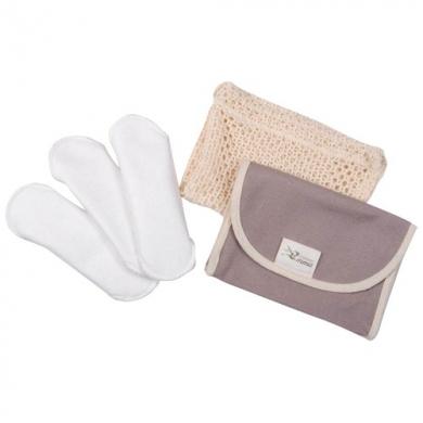Protèges slips lavables x3