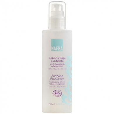 Lotion visage purifiante