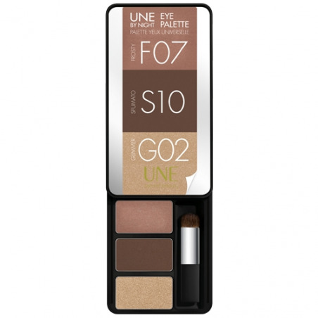 Palette yeux universelle UNE by night P10