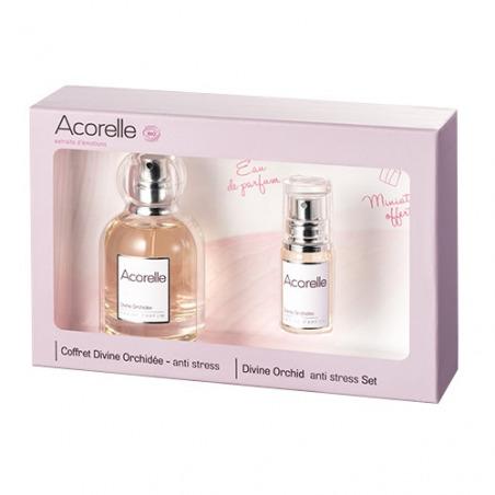 Coffret parfumé Divine Orchidée