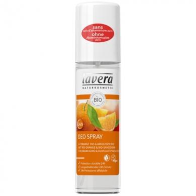 Déodorant spray Orange & Argousier Bio