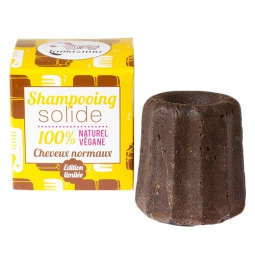 Shampooing solide Chocolat