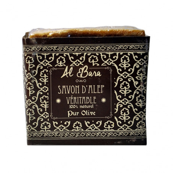 Savon d'Alep véritable Pur Olive