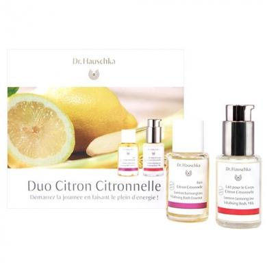 Duo Citron Citronnelle