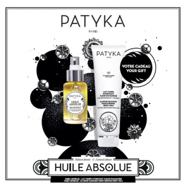 Coffret Huile Absolue