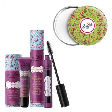 Coffret maquillage - Miroir offert